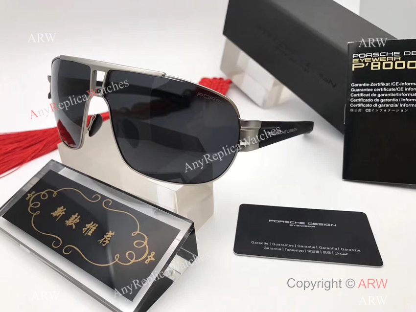 Buy AAA Replica Porsche Design P 8516 Sunglasses - Gold Titanium Frame - Sporty Style (2)