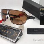 Buy AAA Replica Porsche Design P 8516 Sunglasses - Gold Titanium Frame - Sporty Style (5)