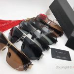 Buy AAA Replica Porsche Design P 8516 Sunglasses - Gold Titanium Frame - Sporty Style (6)