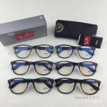 Low Price Replica RayBan Wayfarer Eyeglasses - Black Matte Eyeglasses (7)