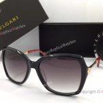 New 2017 Replica BV BVLGARI Sunglasses - Leapord Plastic Frame (4)