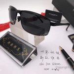 New Replica Porsche P 8541 Gold Frame Sunglasses - Polarized lenses (3)
