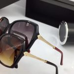 Replica BVLGARI BV 8206 Sunglasses - Black Plastic Frame (7)