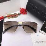 Wholesale Price Porsche Design Sunglasses Gold Titanium Frame for sale