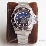 AR Factory Replica Rolex Deepsea Sea Dweller Ref.116660 D-Blue Watch 44 mm