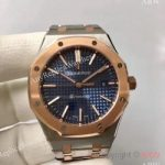 replica-audemars-piguet-royal-oak-15400-jf-stainless-steel-rose-gold-blue-dial-swiss-3120