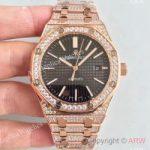 replica-audemars-piguet-royal-oak-15400-n-rose-gold-diamond-back-dial-swiss-3120