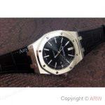 replica-audemars-piguet-royal-oak-15400-stainless-steel-black-dial-swiss-9015
