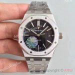 replica-audemars-piguet-royal-oak-15450-jf-stainless-steel-black-dial-swiss-3120(1)