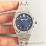 replica-audemars-piguet-royal-oak-frosted-gold-quartz-33mm-67653-om-stainless-steel-blue-dial-swiss-3132