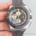 replica-audemars-piguet-royal-oak-offshore-26400ioooa004ca01-jf-stainless-steel-black-dial-swiss-3126