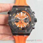 replica-audemars-piguet-royal-oak-offshore-diver-chronograph-26703-jh-ceramic-orange-dial-swiss-3124