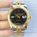 replica-rolex-datejust-41-126333-41mm-n-stainless-steel-yellow-gold-black-dial-swiss-2836-2