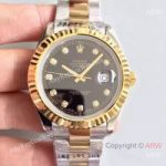replica-rolex-datejust-41-126333-41mm-nf-stainless-steel-yellow-gold-black-diamonds-dial-swiss-2836-2