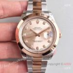 replica-rolex-datejust-ii-116333-41mm-ew-stainless-steel-rose-gold-rose-gold-dial-swiss-3136(4)