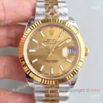 replica-rolex-datejust-ii-116333-41mm-ew-stainless-steel-yellow-gold-champagne-dial-swiss-3235