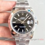 replica-rolex-datejust-ii-126300-41mm-n-stainless-steel-black-dial-swiss-3235