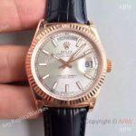 replica-rolex-day-date-118138-36mm-v5-rose-gold-sundust-dial-swiss-2836-2