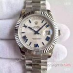 replica-rolex-day-date-40-228239-40mm-kw-stainless-steel-silver-dial-swiss-3255