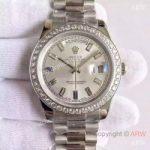 replica-rolex-day-date-40-228349rbr-40mm-kw-stainless-steel-diamonds-sundust-dial-swiss-3255