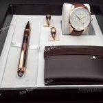 2019 Newest Montblanc Suit Cufflinks and Watches (1)