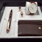 2019 Newest Montblanc Suit Cufflinks and Watches (2)