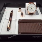 2019 Newest Montblanc Suit Cufflinks and Watches (4)