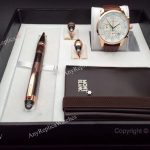 2019 Newest Montblanc Suit Cufflinks and Watches (5)