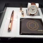 2019 Newest Montblanc Suit Wallet and Watches (2)