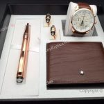 2019 Newest Montblanc Suit Wallet and Watches (3)