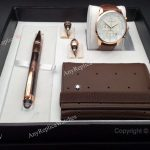2019 Newest Montblanc Suit Wallet and Watches (9)