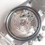 Noob Swiss 4130 Rolex Daytona White Dial Ceramic Bezel Watch (6)